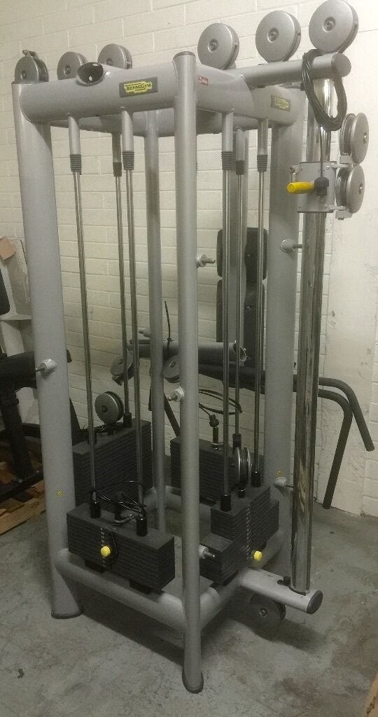 Technogym Selection Line Cable Jungle Forsale In