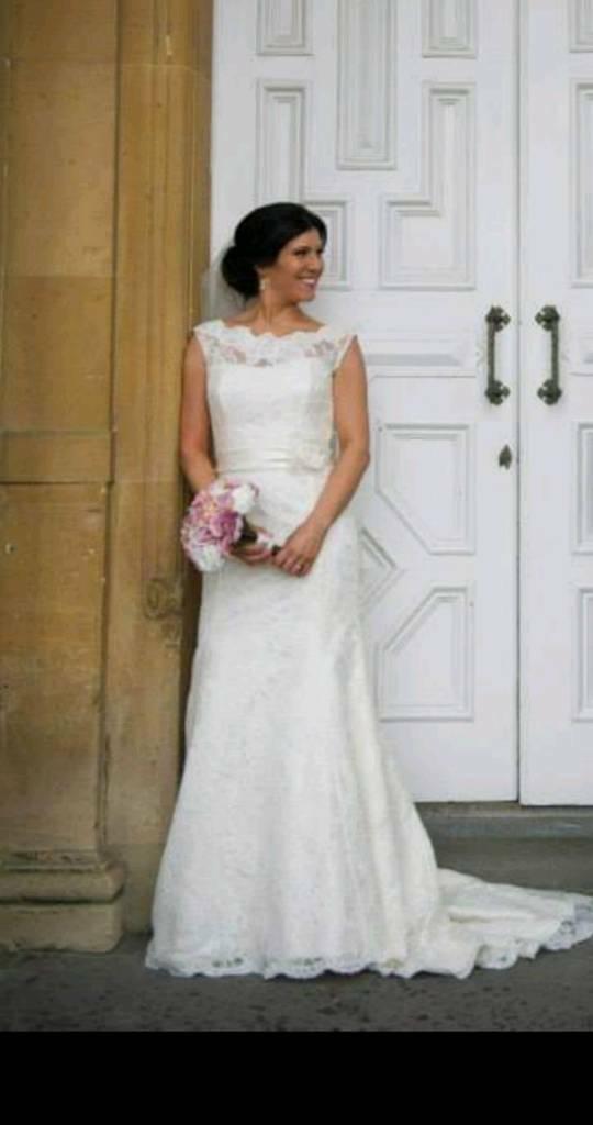 Classic Dolce Wedding Dress By Nicola Anne Elegant So Beautiful