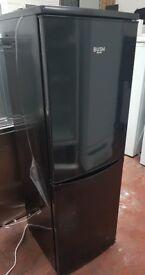 Bush BSFF50152B Fridge Freezer - Black