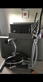 2 In 1 elliptical & bike