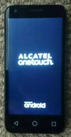 Alcatel One Touch Pixi 3 Unlocked Smartphone.