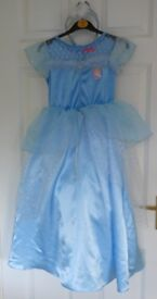 Real Disney Cinderella Princess Dress age 5 -7 / Dressing Up Play