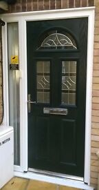 Regency Style Front Door & Frame