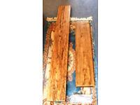 Rustic Floating Shelf / Shelves