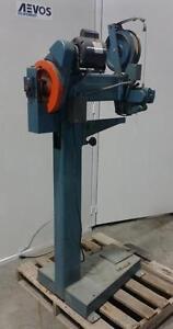 SILVERSTITCHER HF10A Brocheuse électrique semi-automatique usagée *AEVOS*