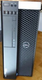 Various High Spec Ex Business PC's / Workstations From £110