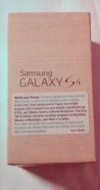 Samsung Galaxy s4 black color 16gb unlocked. quantity 2