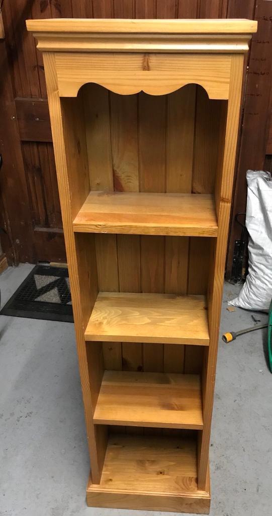Mexican pine book case