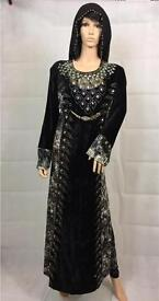 Abbaya maxi dress