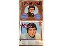 2 Gene Pitney Records signed