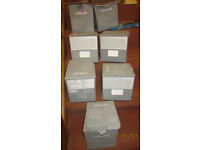 Trentie White Gloss Wall Tiles - half price