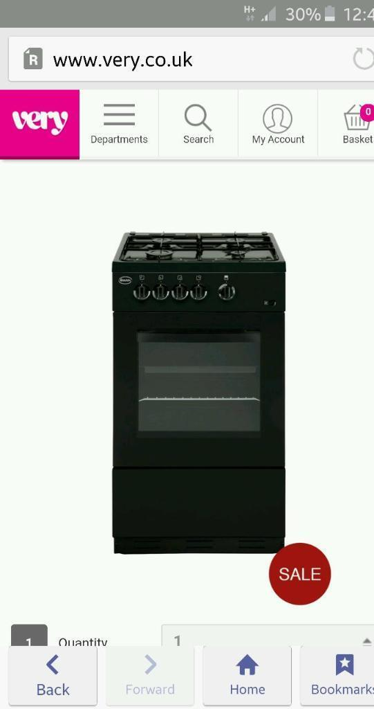 Brand new gas oven in Bordon Hampshire Gumtree : 86 from www.gumtree.com size 541 x 1024 jpeg 31kB