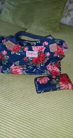 Cath kidston bag and purse