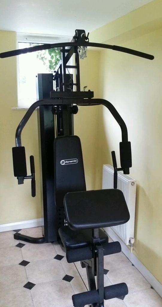 Dynamix multi gym in attleborough norfolk gumtree
