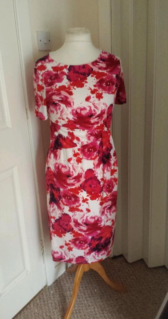 ladies size 12 dress from julian mc donald