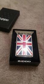 Genuine Zippo lighter new in box