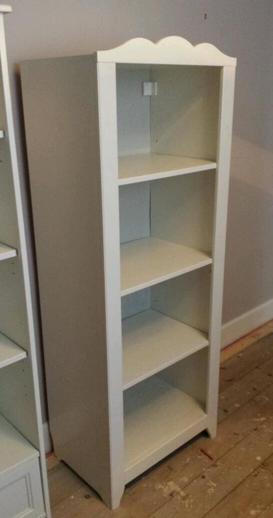 ikea hensvik bookcase shelving unit in white in dalgety bay fife gumtree. Black Bedroom Furniture Sets. Home Design Ideas