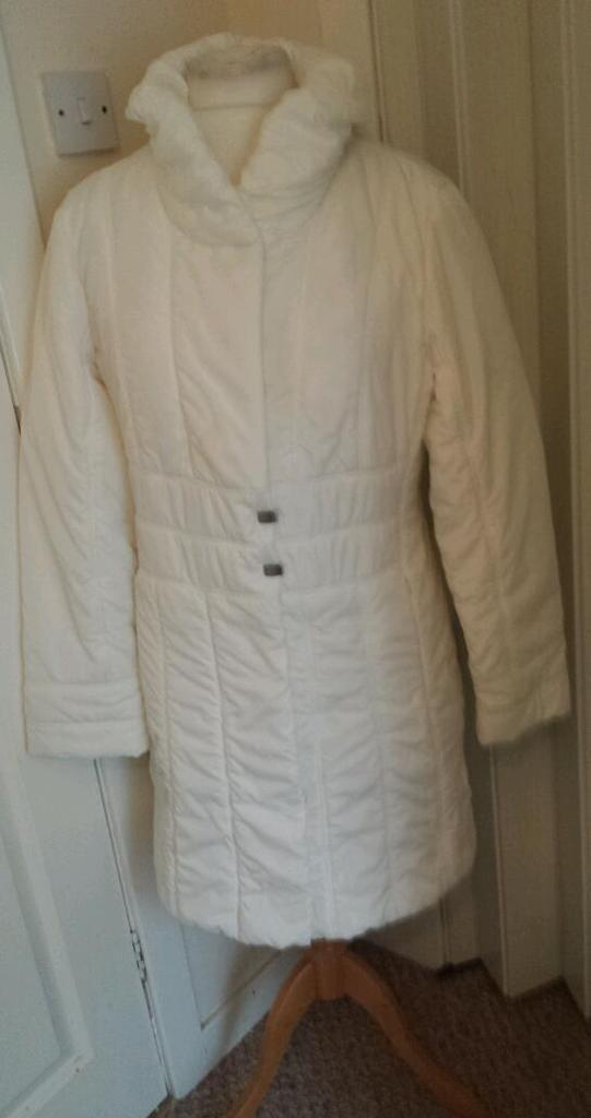 ladies quilted threequarter jacket