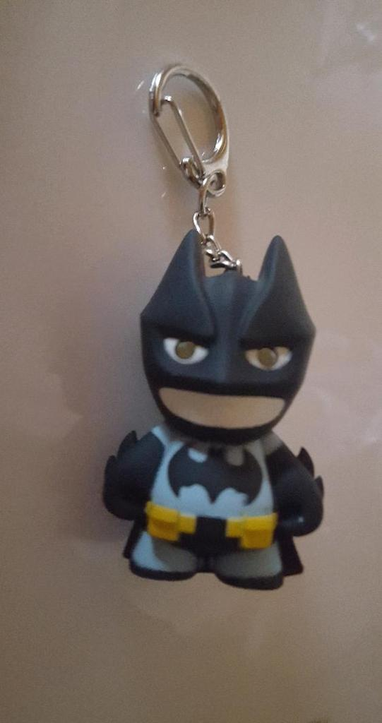 batman keyring with sound and lights