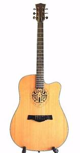 Acoustic Guitar Spanish Look 41 inch brand new iMG848 iMusicGuitar
