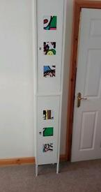 Bedroom locker units