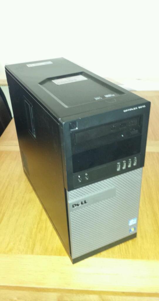 Dell Optiplex 9010 Core i5 3470 @3.2ghz