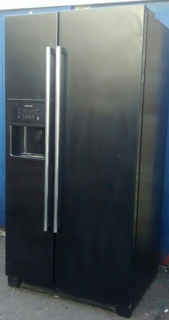 Siemens Side By Side Fridge Freezer In Bridgwater Somerset