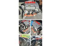 Audi Daza complete engine motoer