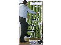 Genius 4-step safety step ladder (New)