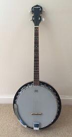 Westfield 4 string tenor banjo