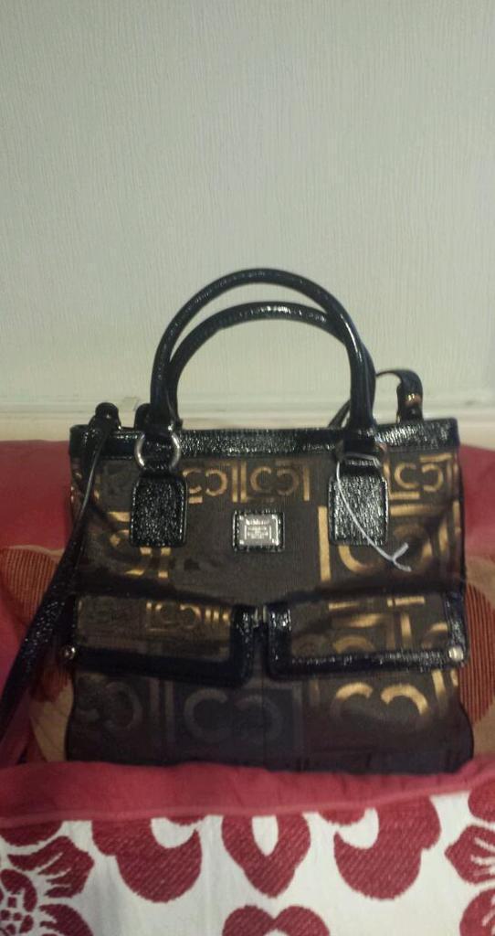 new liz claiborne over body bag or handbag