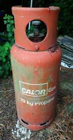 Propane gas bottle 19kg
