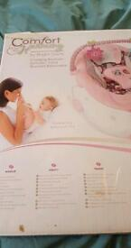new in box baby bouncer