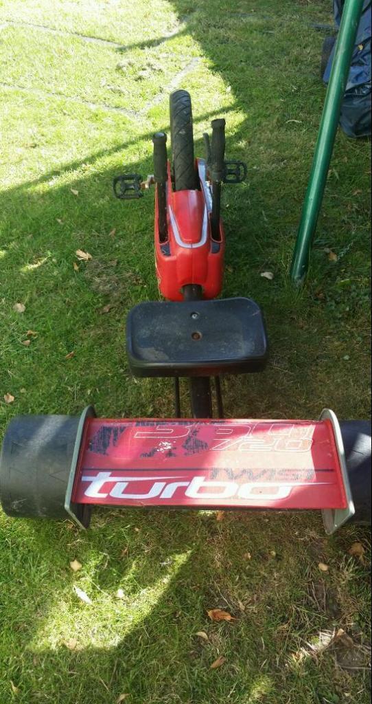Mclaren Turbo Twist Large Turbo Twist Pedal Car/
