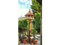 Stunning large Bird table