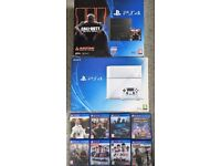 PlayStation 4 500GB Black or White Console or PS4 Games/Accessories