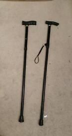 Walking sticks mobility health care aids