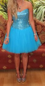 Beautiful fairy princess/tutu style short prom dress