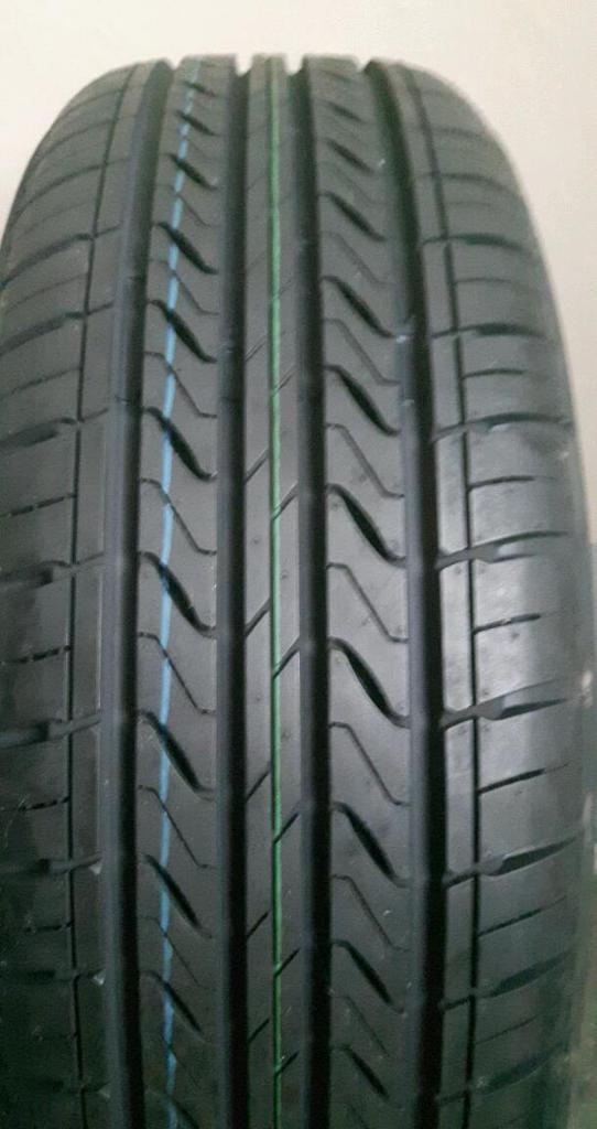 175/65/14 brand new Goodyear gt tyre on a 4 stud ford rim £20