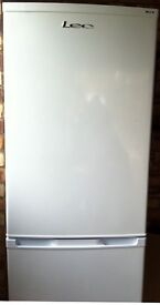 LEC Fridge Freezer for sale - Practically new! Excellent condition.