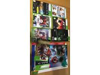 Xbox 360 games and new headset