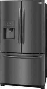 "Frigidaire Gallery FGHB2868TD 36"" Wide  French Door Refrigeratorat best Price (BD-2243)"