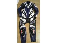 Alpinestar troy lee leathers, sidi boots and alpinestar gloves
