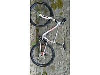 Gt helion full suspension mountain bike