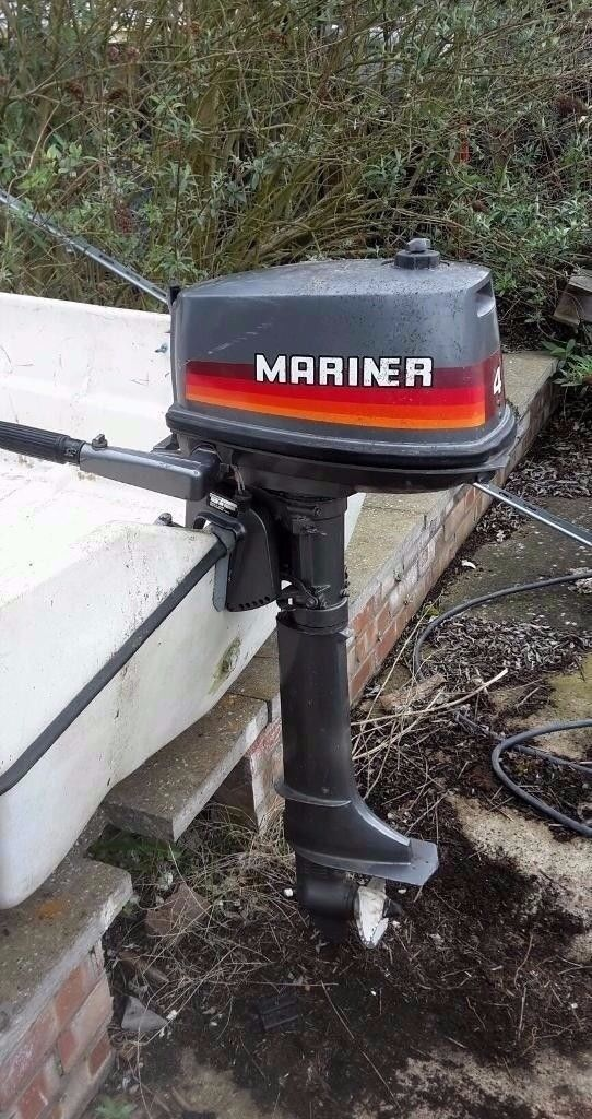 mariner 4 outboard