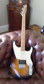 Squire by Fender electric guitar