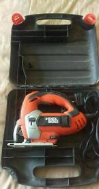 Black and decker jigsaw