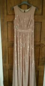 Monsoon limited edition occasion dress size 8