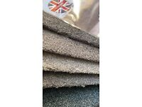 Polyester soft touch carpet