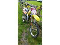 85 bigwheel rm. Swap trials bike